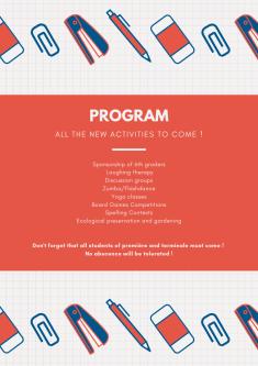 Poster Program 2