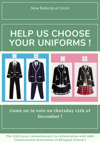 Poster uniforms